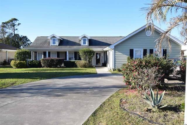 571 Circle Dr., Surfside Beach, SC 29575 (MLS #2110812) :: Duncan Group Properties