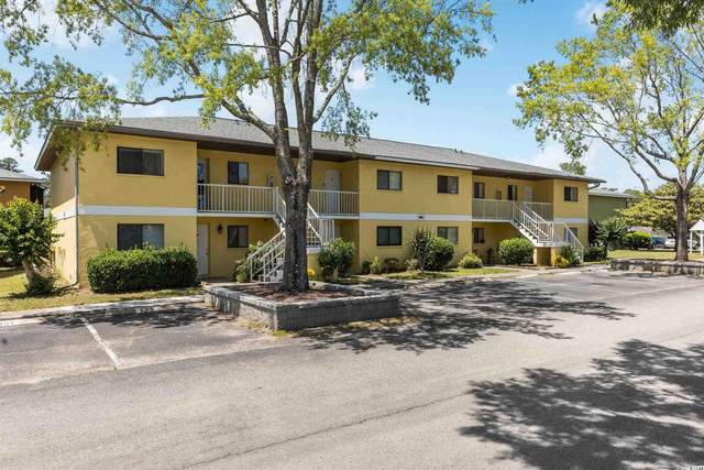 1301 Pridgen Rd. #805, Myrtle Beach, SC 29577 (MLS #2110829) :: Surfside Realty Company