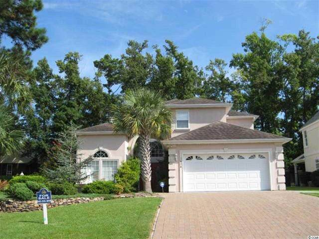 1404 Waterway Dr., North Myrtle Beach, SC 29582 (MLS #2110841) :: Surfside Realty Company