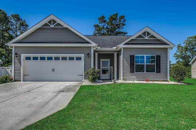 1444 Tiger Grand Dr., Conway, SC 29526 (MLS #2110850) :: Surfside Realty Company