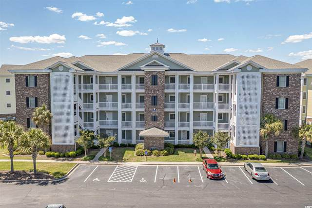 4833 Luster Leaf Circle #104, Myrtle Beach, SC 29577 (MLS #2110865) :: Surfside Realty Company