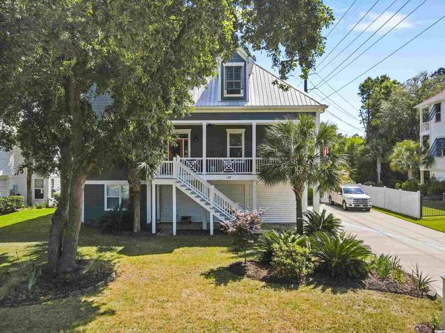 139 Harbourreef Dr., Pawleys Island, SC 29585 (MLS #2110870) :: Coldwell Banker Sea Coast Advantage