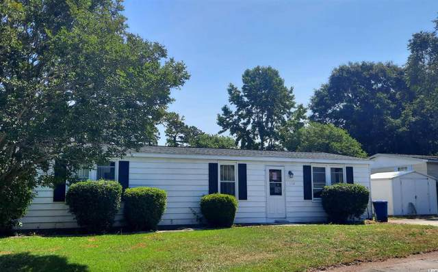 1112 Forest Dr., North Myrtle Beach, SC 29582 (MLS #2110881) :: Surfside Realty Company