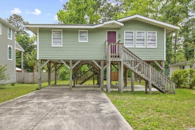 370 Minnow Dr., Pawleys Island, SC 29585 (MLS #2110882) :: Surfside Realty Company