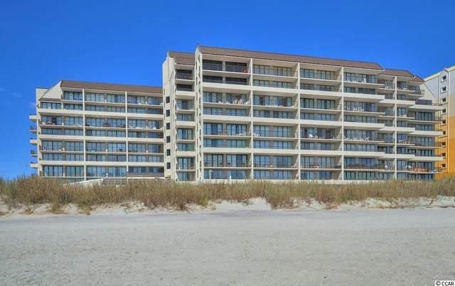 4719 S Ocean Blvd. #408, North Myrtle Beach, SC 29582 (MLS #2110884) :: Surfside Realty Company
