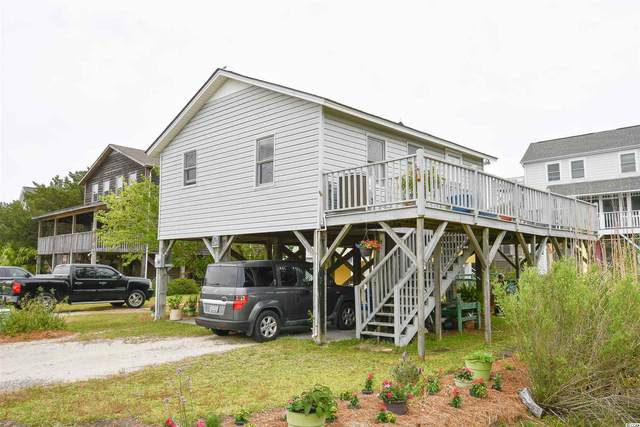 266 Myrtle Ave., Pawleys Island, SC 29585 (MLS #2110904) :: Surfside Realty Company
