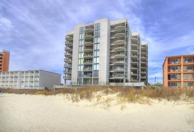 1425 S Ocean Blvd. A1, North Myrtle Beach, SC 29582 (MLS #2110906) :: Surfside Realty Company