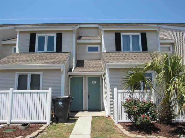 300F Deer Creek Rd. 300F, Surfside Beach, SC 29575 (MLS #2110917) :: Sloan Realty Group