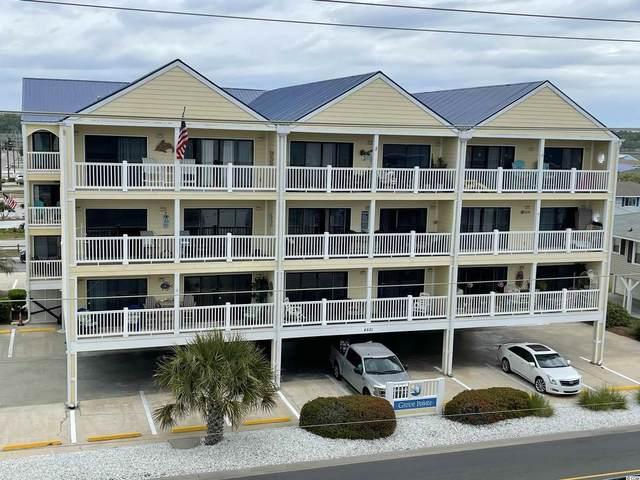 4601 N Ocean Blvd. N #203, North Myrtle Beach, SC 29582 (MLS #2110928) :: Coldwell Banker Sea Coast Advantage