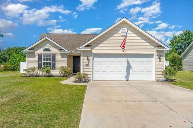 424 Warren Springs Dr., Conway, SC 29527 (MLS #2110941) :: Duncan Group Properties