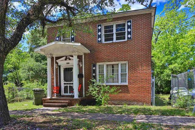 212 S Kaminski St., Georgetown, SC 29440 (MLS #2110953) :: Duncan Group Properties