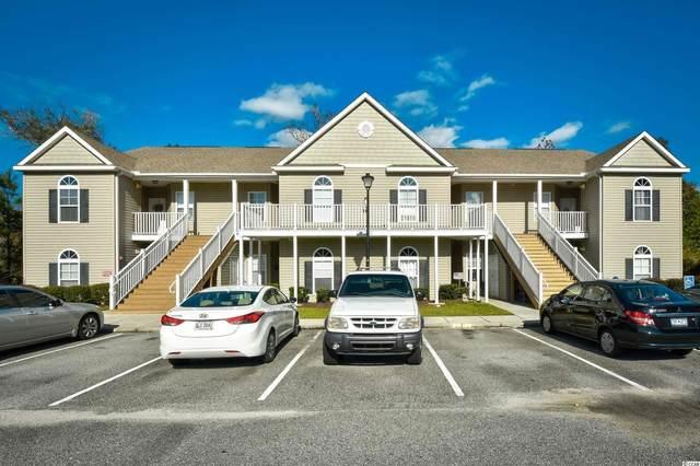 210 Portsmith Dr. #8, Myrtle Beach, SC 29588 (MLS #2110955) :: Coldwell Banker Sea Coast Advantage