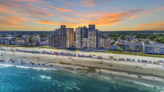 1690 N Waccamaw Dr. #607, Garden City Beach, SC 29576 (MLS #2110961) :: Coldwell Banker Sea Coast Advantage