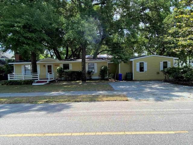 111 N Hollywood Dr., Surfside Beach, SC 29575 (MLS #2110969) :: Duncan Group Properties