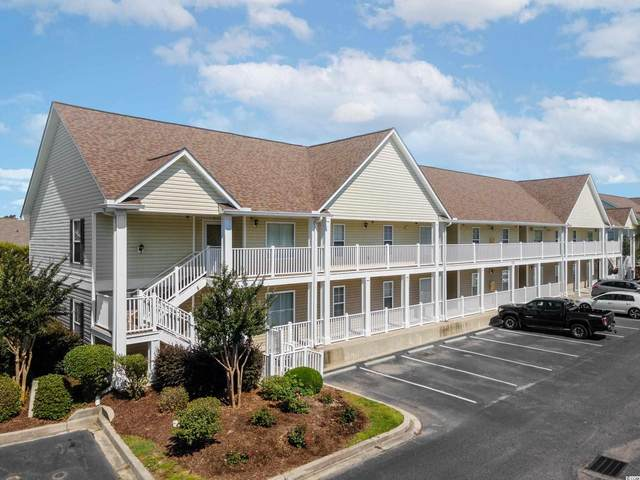 105 Butkus Dr. #2, Myrtle Beach, SC 29588 (MLS #2110993) :: Duncan Group Properties