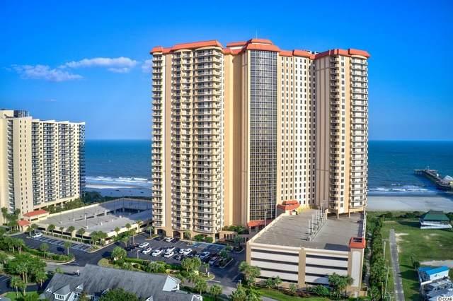 8500 Margate Tower #2907, Myrtle Beach, SC 29572 (MLS #2111006) :: Leonard, Call at Kingston