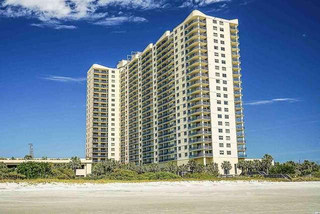 8560 Queensway Blvd. #1401, Myrtle Beach, SC 29572 (MLS #2111011) :: Dunes Realty Sales