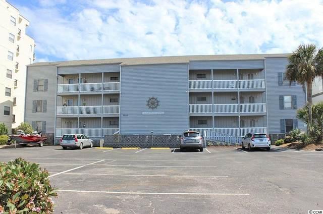1514 N Waccamaw Dr. #203, Garden City Beach, SC 29576 (MLS #2111022) :: Team Amanda & Co