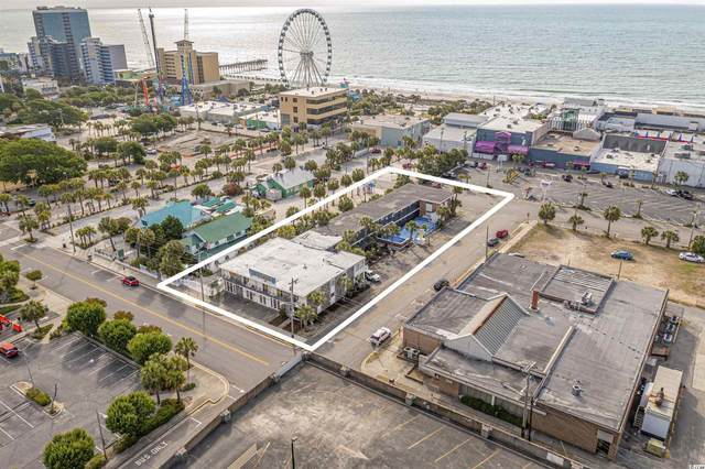 300 10th Ave. N, Myrtle Beach, SC 29577 (MLS #2111026) :: The Lachicotte Company