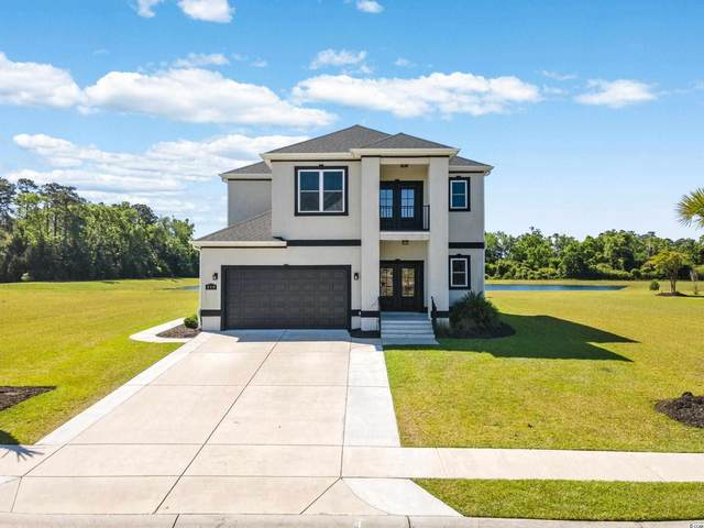 210 Palmetto Harbour Dr., North Myrtle Beach, SC 29582 (MLS #2111067) :: Surfside Realty Company