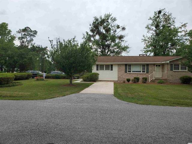 1833 Marion St., Georgetown, SC 29440 (MLS #2111076) :: Surfside Realty Company