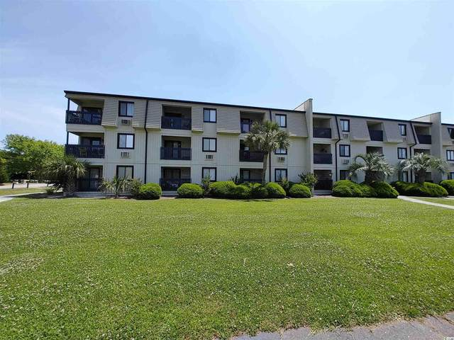 405 21st Ave. S 1-O, North Myrtle Beach, SC 29582 (MLS #2111080) :: Coastal Tides Realty