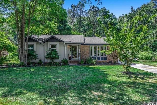 398 Red Fox Rd., Myrtle Beach, SC 29579 (MLS #2111090) :: Duncan Group Properties