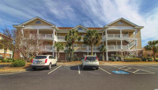5801 Oyster Catcher Dr. #232, North Myrtle Beach, SC 29582 (MLS #2111095) :: Duncan Group Properties