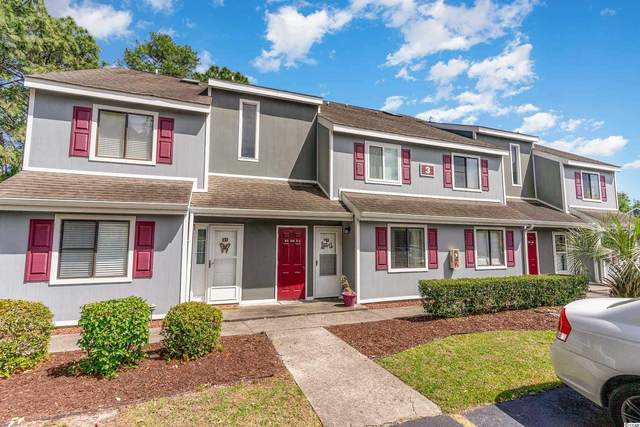1850 Colony Dr. 3-F, Surfside Beach, SC 29575 (MLS #2111141) :: The Hoffman Group