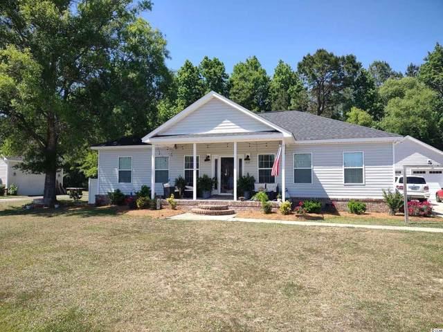 412 Garden Ave., Georgetown, SC 29440 (MLS #2111161) :: Duncan Group Properties