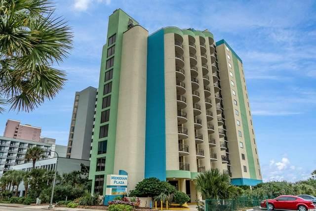 2310 N Ocean Blvd. #406, Myrtle Beach, SC 29577 (MLS #2111194) :: Homeland Realty Group