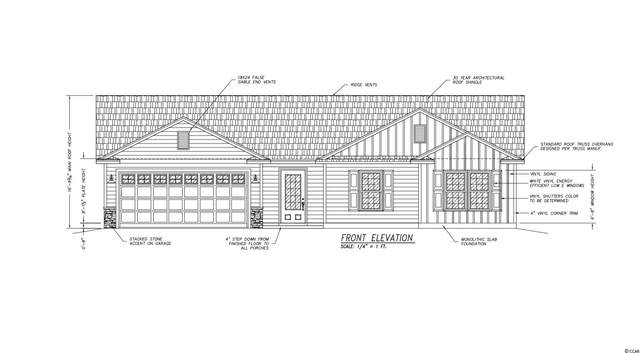 120 Browns Hollow Ct., Loris, SC 29569 (MLS #2111203) :: Surfside Realty Company