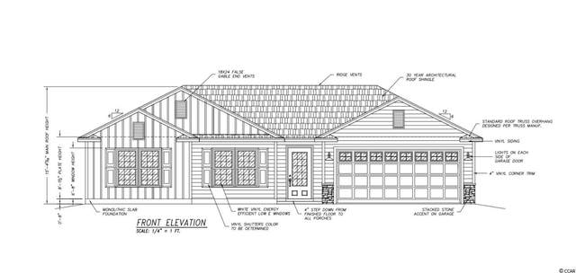 125 Browns Hollow Ct., Loris, SC 29569 (MLS #2111208) :: Surfside Realty Company