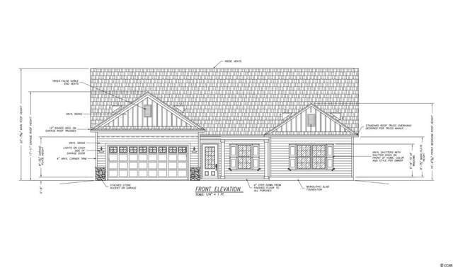 121 Browns Hollow Ct., Loris, SC 29569 (MLS #2111210) :: Surfside Realty Company
