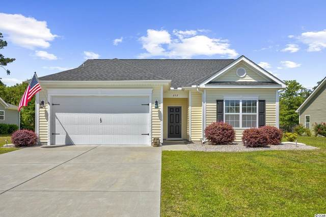 652 Tattlesbury Dr., Conway, SC 29526 (MLS #2111270) :: Surfside Realty Company