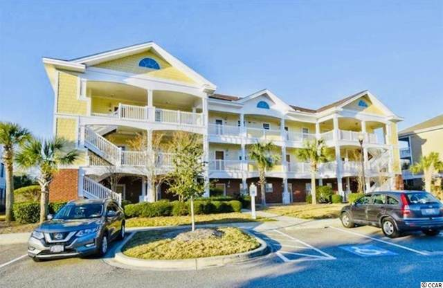 6203 Catalina Dr. #1021, North Myrtle Beach, SC 29582 (MLS #2111301) :: Armand R Roux | Real Estate Buy The Coast LLC