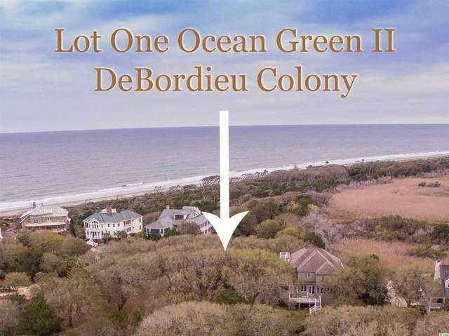 Lot 1 Ocean Green Dr., Georgetown, SC 29440 (MLS #2111306) :: Coldwell Banker Sea Coast Advantage