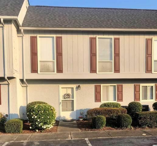805 Villa Dr. #805, North Myrtle Beach, SC 29582 (MLS #2111317) :: Team Amanda & Co
