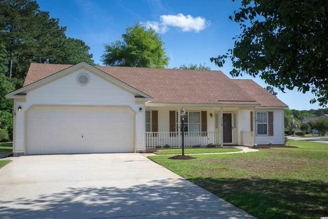 2116 Green Heron Dr., Murrells Inlet, SC 29576 (MLS #2111318) :: The Lachicotte Company