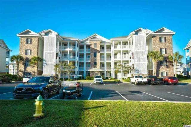 4817 Magnolia Lake Dr. #301, Myrtle Beach, SC 29577 (MLS #2111322) :: Duncan Group Properties