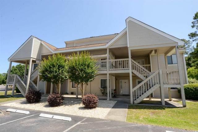 1095 W Plantation Dr. W 28J, Little River, SC 29566 (MLS #2111337) :: Armand R Roux | Real Estate Buy The Coast LLC