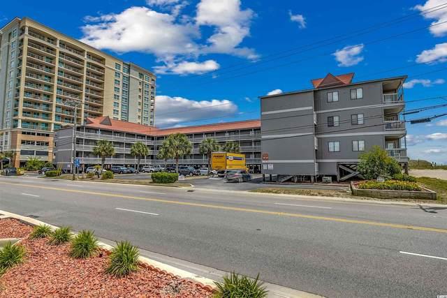 613 Ocean Blvd. S M1, North Myrtle Beach, SC 29582 (MLS #2111446) :: Sloan Realty Group