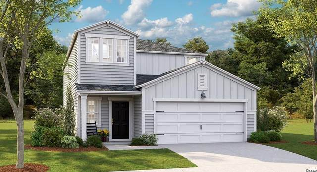 209 Timber Oaks Dr., Myrtle Beach, SC 29588 (MLS #2111459) :: The Lachicotte Company