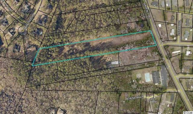 TBD Waverly Rd., Pawleys Island, SC 29585 (MLS #2111462) :: Homeland Realty Group