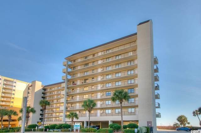 4719 S Ocean Blvd. #702, North Myrtle Beach, SC 29582 (MLS #2111503) :: Sloan Realty Group