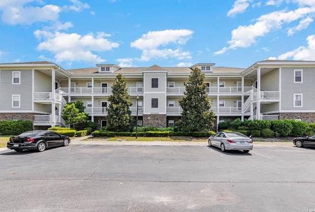208 Castle Dr. #1372, Myrtle Beach, SC 29579 (MLS #2111530) :: Duncan Group Properties