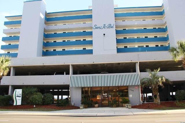 1709 South Ocean Blvd. #601, North Myrtle Beach, SC 29582 (MLS #2111533) :: Duncan Group Properties