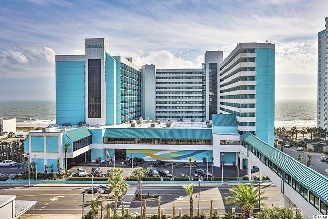 1501 S Ocean Blvd. #1422, Myrtle Beach, SC 29577 (MLS #2111574) :: Team Amanda & Co