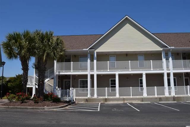 113 Butkus Dr. 3-5, Myrtle Beach, SC 29588 (MLS #2111588) :: The Lachicotte Company
