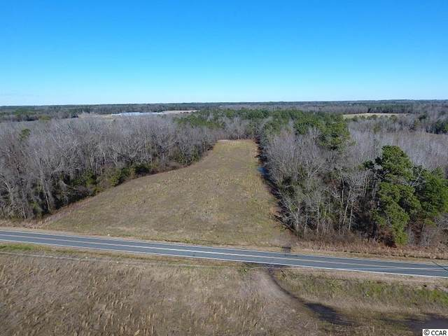 0 Mill Branch Rd., Fairmont, NC 28340 (MLS #2111609) :: Grand Strand Homes & Land Realty
